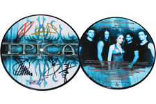 Epica - Chasing The Dragon (SIGNED VINYL) | Within Temptation Nightwish Delain