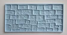 Brick Stone House Silicone Mold Fondant Mat Cake Decorating Cupcake Candy Fence