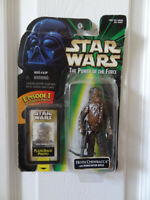 Star Wars Hoth Chewbacca The Power of the Force Episode 1 Action Figure