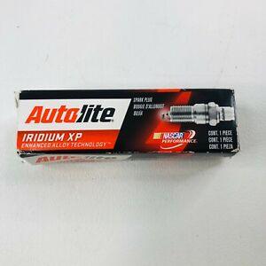 Autolite Iridium XP Enhanced Alloy Spark Plug NASCAR Performance XP606