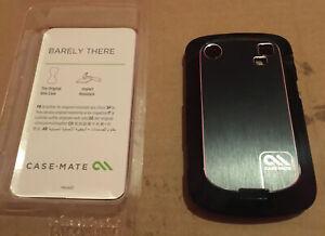 Case-Mate Tough Case CM014689 for Blackberry Bold 9900/9930 Black