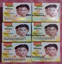 6 X Golden Pearl Whitening SOAP for Acne & Oily skin - Original Pakistani Brand.