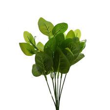 Artificial Fittonia Plant Leaf Spray, 13-1/2-Inch