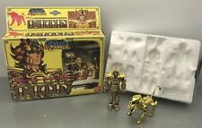 Chevaliers du Zodiaque Vintage Chevalier Or Lion - Gold Saint Seiya Leo W/ Box