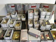 Eaglemoss Classic Marvel Figurine Collection Magazines & Lead Figures 1-83