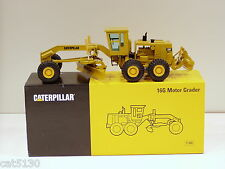 "Caterpillar 16G Grader - ""LAUNCH EDITION"" - Wheels Replaced - 1/50 - NZG #387"