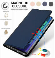 For Huawei Y9 2019/Y7 Pro 2019/Y6 2019 Leather Flip Magnetic Wallet Case Cover