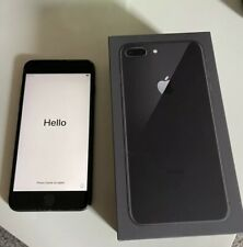 UNLOCKED.: Apple iPhone 8 Plus Black Capacity 256GB