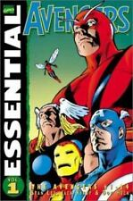 Essential Avengers Vol. 1 (TP) Lee, Stan & Kirby, Jack