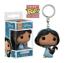 Disney-Prinzessinnen Schlüsselanhänger pocket pop! Vinyl Jasmine 4 cm 212311