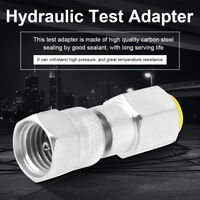 Hydraulic System Pressure Test Point Testing Coupling Adapter G1/4 to M16*2 lsy