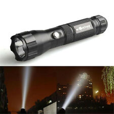 Rechargable Flashlight Torch Lamp 3500 LM 3 Modes CREE XML T6 LED 18650 Battery