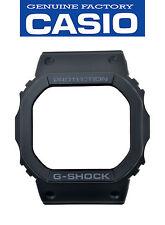 Casio G-Shock DW-5600SN GW-5000B watch band bezel BLACK Grey letter case cover