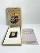 Gyruss Atari 400/800 Computer Parker Brothers Software Complete In Box- Tested