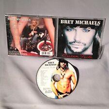 CD BRET MICHAELS Custom Built 2010