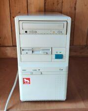 Retrò Computer Vintage HIGHSCREEN It's ST 486dx2-80 RARO Sound Blaster 16 CT2910