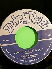 DUKE REID JOANNIE. I NEED YOU /YOU CAN DEPEND ON ME ROLAND ALPHANSO