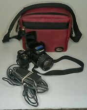 Sony Dsc-r1 cyber shot camera 24-120mm Zeiss Lens, Carrying Case, Charger, Works