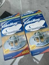 Two Packs Of Robomop Dustpads