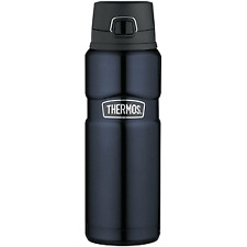 Thermos Stainless King 24 Oz Drink Bottle SK4000MBTRI4