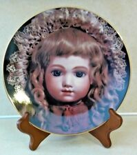 NIB MILDRED SEELEY PLATE DOLL COLLECTION FRENCH DOLLS A. THUILLIER'S ANDRIANNA