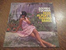 33 tours HERB ALPERT AND THE TIJUANA BRASS sounds tijuana