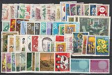 FRANCOBOLLI 1970/80 JUGOSLAVIA LOTTO VALORI NUOVI E USATI Z/1925