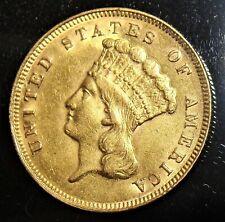 1878 Gold Choice BU