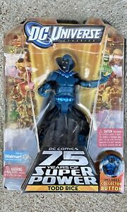 DC Universe Classics Obsidian: Todd Rice Action Figure Ultra-Humanite Wave