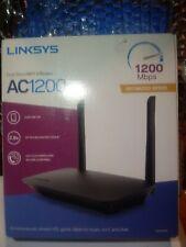 Linksys E5400 Linksys Wi-Fi Router Dual-Band AC1200 Wi-Fi 5