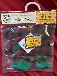 Muffy VanderBear Outfit - All Spruced Up!! with boots -   MINT in bag