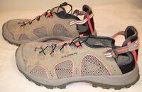SALOMON Techamphibian 3 Women's Size 9.5 Beige Hiking Water Shoe w/ Contagrip