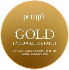 Petitfee Gold Hydrogel Eye Patch 60pcs
