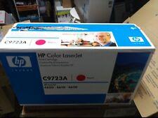HP TONER ORIGINAL C9723A PARA LJ 4600 4610 4650 DN dtn hdn n pp 641a MAGENTA