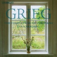Grieg: The Complete Music for Piano [Box Set] (2006)
