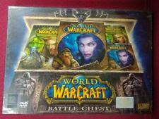 World of Warcraft Battlechest inkl. Lösungsbücher PC CD-ROM Big Box ✰NEU & OVP✰