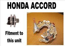 Honda Accord MK7 (VII) 2.2 2004-2008 Nuevo Alternador Rectificador denso