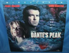 DANTE'S PEAK 1997 LASERDISC UNIVERSAL HOME VIDEO LASER DISC