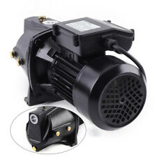 New 1hp Cast Iron Shallow Well Jet Water Pump For Home Garden Water Supply Usa