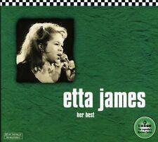 Her Best - Etta James (1999, CD NUEVO)