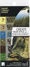 Ek Success Create Your Style with SWAROVSKI HOTFIX CRYSTALS 150 pc/Pkg - SWAMP