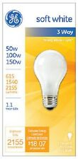 (48) GE General Electric 97494 3 Way Soft White Light Bulbs 50/100/150w