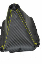 FITS HONDA CIVIC TYPER PRELUDE S2000 CRX CARBON FIBER YELLOW