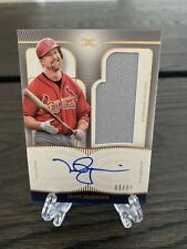 New listing Mark McGwire Cardinals 2021 Topps Definitive Jersey Auto Card 1/30 FOTL