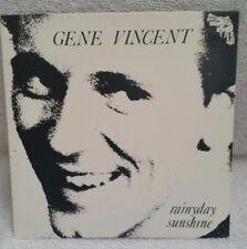 "Gene Vincent Magnum Force EP 003 ""RAINYDAY SUNSHINE""            FREE SHIPPING"