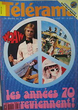 2166 ANNéES 70 SEMPé CONCOURS TINTIN JEAN CARMET (3) ALBALADEJO TELERAMA 1991