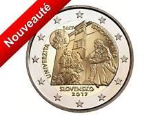 2 euro Slovaquie 2017 Istropolitana !!