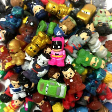"1.5""Ooshies Pencil Toppers - Random 50pcs DC Comics/Marvel Figure Gift Doll Toy"