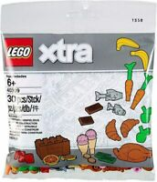 LEGO xtra City Town 40309 Food Accessories polybag 30pcs