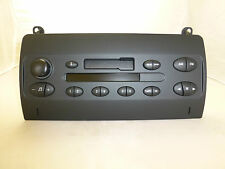 MG ZT AND ROVER 75 RADIO CASSETTE PLAYER, NEW (XQD000470PUY)